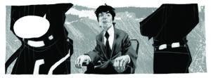 Espace auteurs sur le thème des Beatles